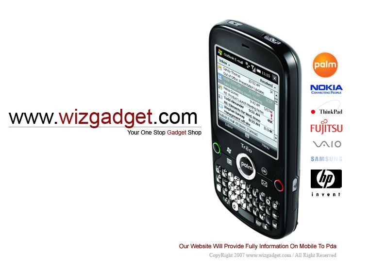 wizgadget.com mainpage